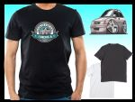 KOOLART BACK IN THE DAY Slogan Design for Retro Vauxhall Nova GTE mens or ladyfit t-shirt